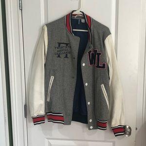 Varsity jacket size medium